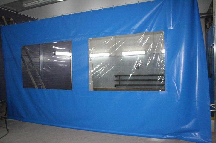 мягкие окна и завесы
