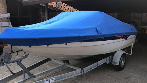 Тенты для катеров и лодок