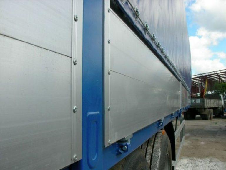 Алюминиевые борта для грузовиков